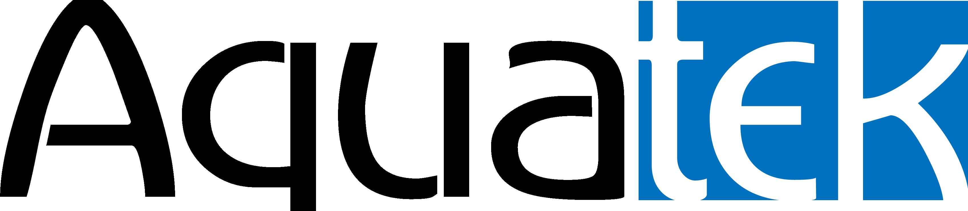 Aquatek - Wasseraufbereitung-Logo